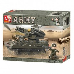 ARMORED CORPS--TOP-M1(212PCS)