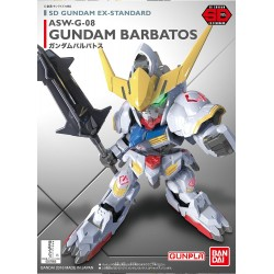 SD GUNDAM BARBATOS EX STANDARD 010