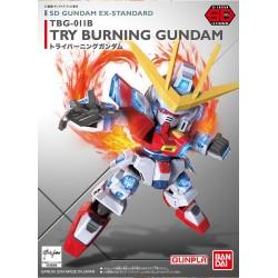 SD GUNDAM TRY BURNING EX STD 011