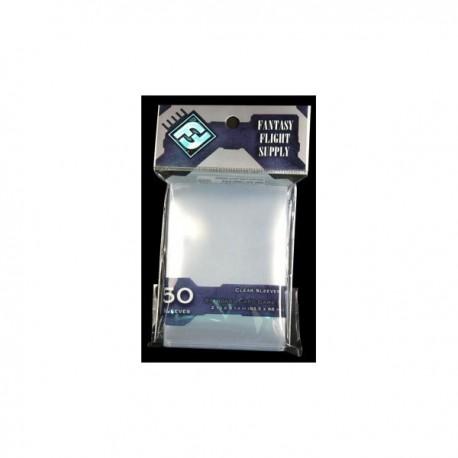 63,5X88 MM BUSTINE PROTETTIVE TRASPARENTI FFG (STANDARD CARD GAME)