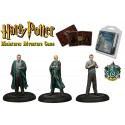 Harry Potter Miniatures Adventure Game: Slytherin Students Pack (Inglese)