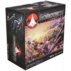 Robotech Rpg Tactics:  boxed Game