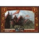 A Song of Ice and Fire: Lannister Knights of Casterly Rock