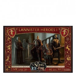 A Song of Ice and Fire: Eroi Lannister 1