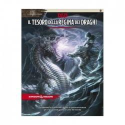 Dungeons & Dragons (Quinta Edizione): Il Tesoro della Regina dei Draghi