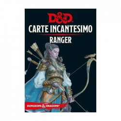 Dungeons & Dragons (Quinta Edizione): Carte Incantesimo Ranger