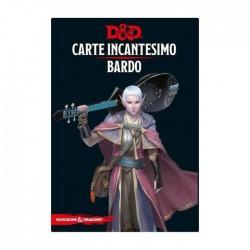 Dungeons & Dragons (Quinta Edizione): Carte Incantesimo Bardo