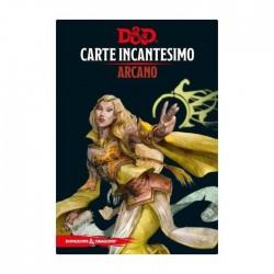 Dungeons & Dragons (Quinta Edizione): Carte Incantesimo Arcano