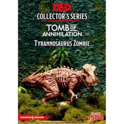 Dungeons & Dragons Collector's Series: Tomb of Annihilation Tyrannosaurus Zombie