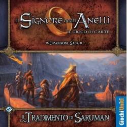 Il Signore degli Anelli Il Gioco di Carte: Il Tradimento di Saruman