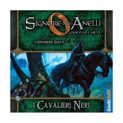 Il Signore degli Anelli Il Gioco di Carte: I Cavalieri Neri