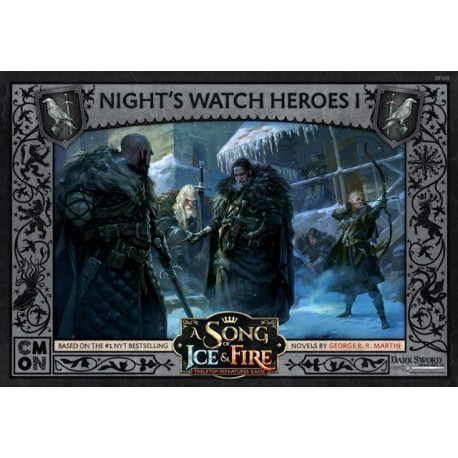 Night Watch Heroes Box I