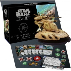 Star Wars Legion: AAT Trade Federation Battle Tank