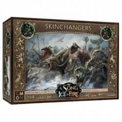 A Song of Ice & Fire: Free Folk Skinchangers