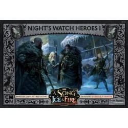 Night Watch Heroes Box I
