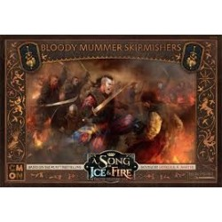 A Song of Ice & Fire: Bloody Mummers Skirmishers