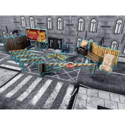 Urban Street Accessories II