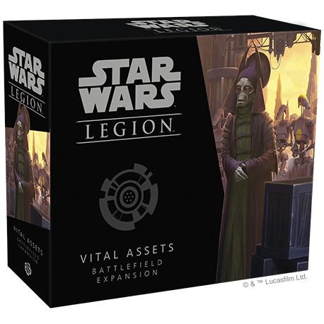 Star Wars Legion: Vital Assets PREORDER
