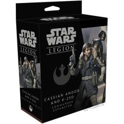 Star Wars Legion: Cassian Andor and K-2SO PREORDER