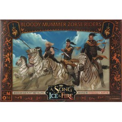 A Song of Ice & Fire: Bloody Mummer Zorse Riders