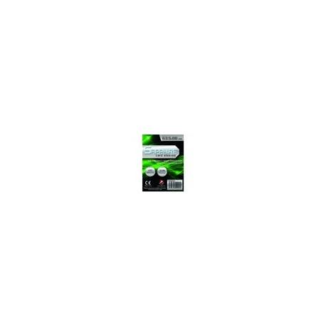 63,5X88 MM BUSTINE PROTETTIVE TRASPARENTI (STANDARD GREEN) - 100