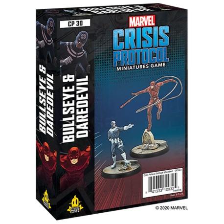PREORDER  Marvel Crisis Protocol: Bullseye & Daredevil