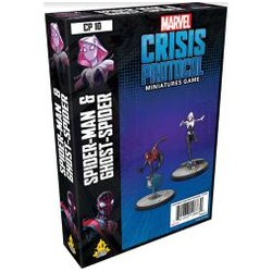 PREORDER  Marvel Crisis Protocol: Spider-Man & Ghost-Spider