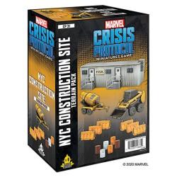PREORDER  Marvel Crisis Protocol: NYC Construction Site Terrain