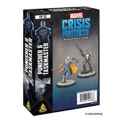 PREORDER Marvel: Crisis Protocol - Punisher & Taskmaster Pack
