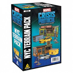 PREORDER  MARVEL CRISIS PROTOCOL: NYC TERRAIN EXPANSION