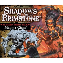 Shadows of Brimstone Magma Giant XL Enemy Pack