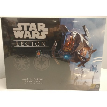 PREORDER SW Legion: LAAT/IE Patrol Transport