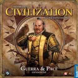 Civilization - Espansione Guerra & Pace