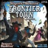 Shadows of Brimstone Frontier town