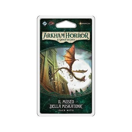 Arkham Horror il gioco di carte Il museo della miskatonic