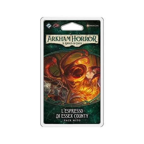Arkham Horror il gioco di carte L'espresso di Essex county