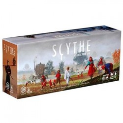 Scythe: Invaders from Afar - Italiano
