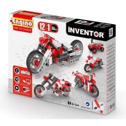 INVENTOR 12 MODELS MOTORBIKES