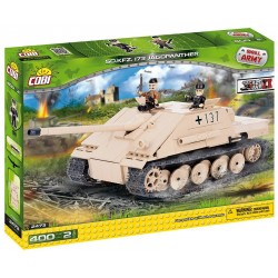 400 PCS SMALL ARMY /2473/ SD.KFZ 173 JAGDPANTHER