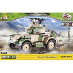200 PCS SMALL ARMY /2349/ AUTOBLINDO STAGHOUND T17E1