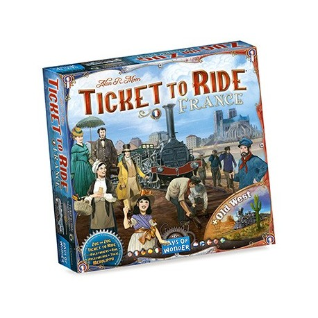 Ticket to Ride - Francia