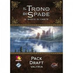 Il Trono di Spade: Il Gioco di Carte Seconda Edizione - Pack Draft - Valyria