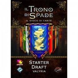 Il Trono di Spade: Il Gioco di Carte Seconda Edizione - Starter Draft - Valyria