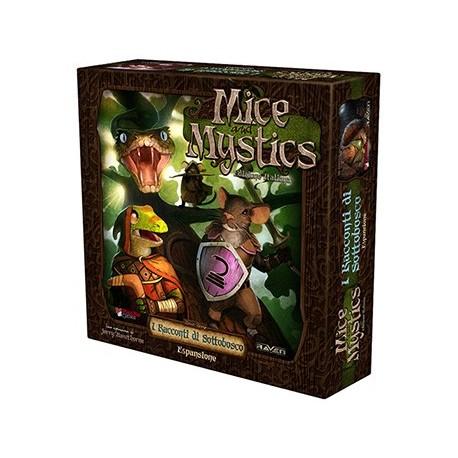 Mice and Mystics - I Racconti di Sottobosco