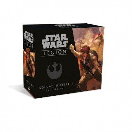 Star Wars: Legion - Soldati Ribelli