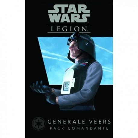 Star Wars: Legion - Pack Comandante Generale Veers