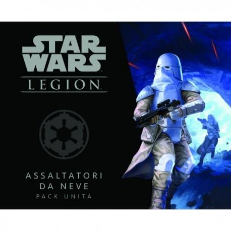 Star Wars: Legion - Pack Unità Assaltatori da Neve