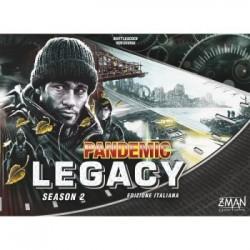 Pandemic Legacy - Season 2 - Scatola Gialla