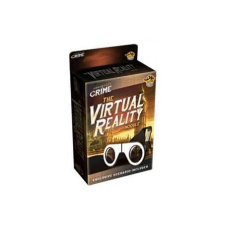 Chronicles of Crime: Modulo per la Realtà Virtuale