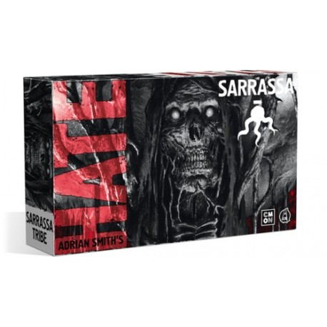 Hate: Tribe of Sarrassa Expansion